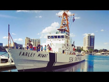 THE FARLEY MOWAT VESSEL
