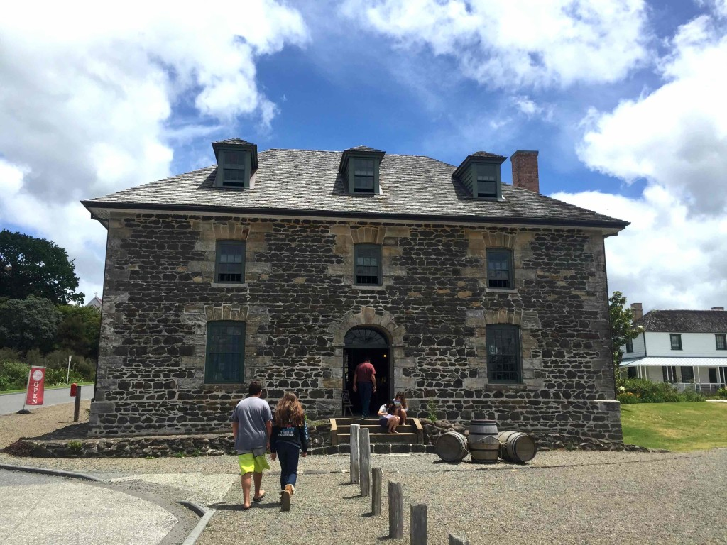 The Stone House - Exploring an historical attraction in nearby Kerikeri